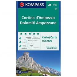 Cortina d'Ampezzo 1:25.000 (617)