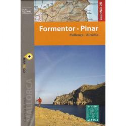 Alpina 25 Formentor - Pinar - Pollença - Alcúdia
