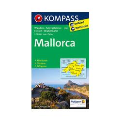 Kompass Mallorca 1/75.000 (230)