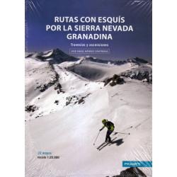 Rutas con Esquís por la Sierra Nevada Granadina