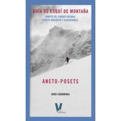 Guía de Esquí de Montaña Aneto-Posets