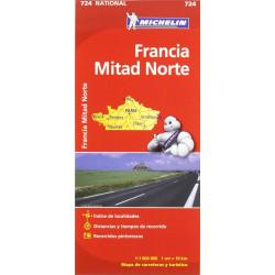 Michelin Francia Mitad Norte