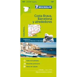 Michelin Costa Brava, Barcelona y Alrededores (147)