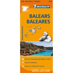 Michelin Balears/Baleares (579)