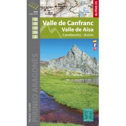 Alpina 25 Valle de Canfranc Valle de Aísa Candanchú Astún