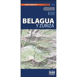 Mapas Pirenaicos Belagua y Zuriza