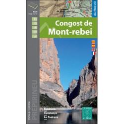 Alpina Congost de Mont-rebei 1/20.000