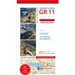 GR-11 Senda Pirenaica Tomo II Cataluña Andorra
