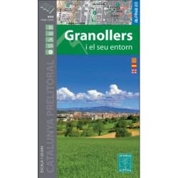 Alpina Granollers i el Seu Entorn 1:20.000