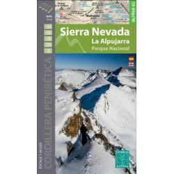 Alpina Sierra Nevada La Alpujarra 1:40.000