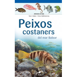 Minidesplegable Peixos Costaners Peces Costeros Coastal Fish Balear