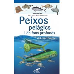 Minidesplegable Peixos Pelagics Peces Pelagicos Open-Sea Deep-Water Fish Balear