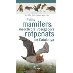 Minidesplegable Petits Mamífers: Insectívors, Rosegadors i Ratpenats