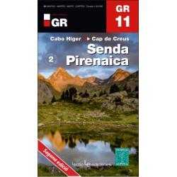 GR-11 Senda Pirenaica Cabo Híger a Cap de Creus Segunda Edición