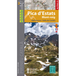 Alpina E-25 Pica d'Estats Mont-Roig Vall Ferrera Valls de Cardós
