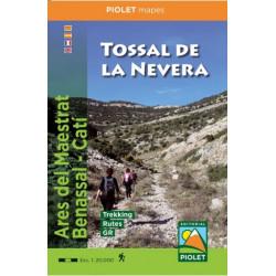 Tossal de la Nevera-Ares del Maestrat-Benassal-Catí 1:20.000