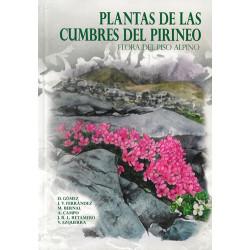 Plantasa de las Cumbres del Pirineo Flora del Piso Alpino
