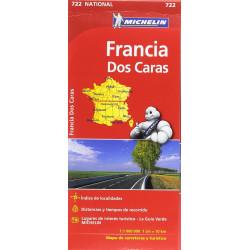 Michelin Francia Dos Caras (722)