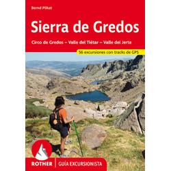 Sierra de Gredos 56 Excursiones Circo Gredos Valle Tiétar Valle Jerte