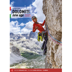 Dolomiti New Age 130 Bolted Routes Up To 7A