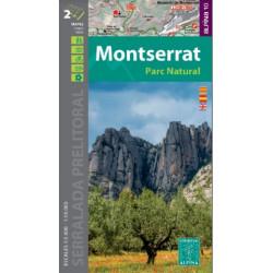 Alpina Montserrat Parc Natural 2 Mapes