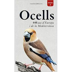 Ocells 440 Aus d'Europa i de la Mediterrània