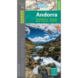 Alpina Andorra 1/40.000