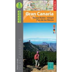 Alpina Gran Canaria E-25 Carpeta 5 Mapas