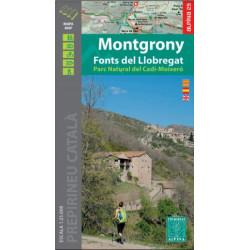 Alpina 25 Montgrony Fonts del Llobregat