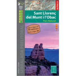 Alpina 25 Sant Llorenç del Munt i l'Obac