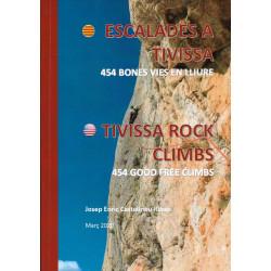 Escalades a Tivissa 454 Bones Vies en Lliure Tivissa Rock Climbs