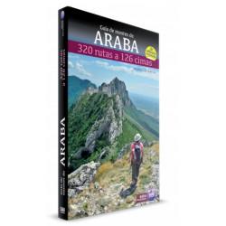 Guía de Montes de Araba 320 Rutas a 126 Cimas