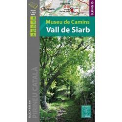 Alpina Vall de Siarb Museu de Camins 1:15.000