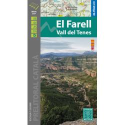 Alpina El Farell Vall del Tenes 1:20.000