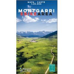 Alpina Montgarri Ebike Area 1:30.000