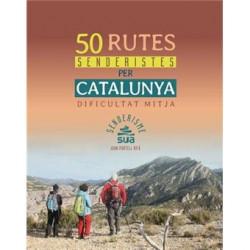50 Rutes Senderistes per Catalunya Dificultat Mitja