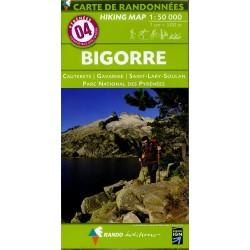 04 Bigorre 1/50.000