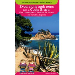 Excursions amb Nens per la Costa Brava i Girona