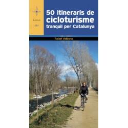 50 Itineraris de Cicloturisme Tranquil per Catalunya