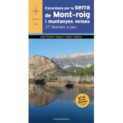 Excursions per la Serra de Mont-Roig i Muntanyes Veïnes