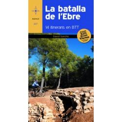 La Batalla de l'Ebre 14 Itineraris en BTT
