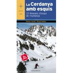 La Cerdanya amb Esquís 33 Itineraris d'Esquí de Muntanya