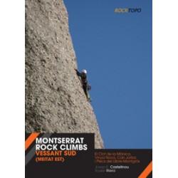 Montserrat Rock Climbs Vesssant Sud (Meitat Est)