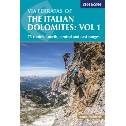 Via Ferratas of the Italian Dolomites Vol. I