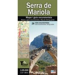 Serra de Mariola 1:25.000