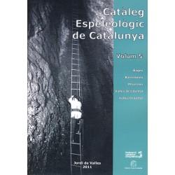 Catàleg Espeleològic de Catalunya Vol. V