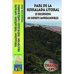 Parc de la Serralada Litoral 1:20.000