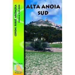 Alta Anoia Sud 1:25.000