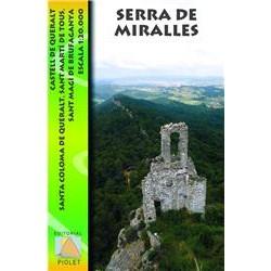 Serra de Miralles 1:20.000