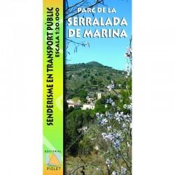 Parc de la Serralada de Marina 1:20.000